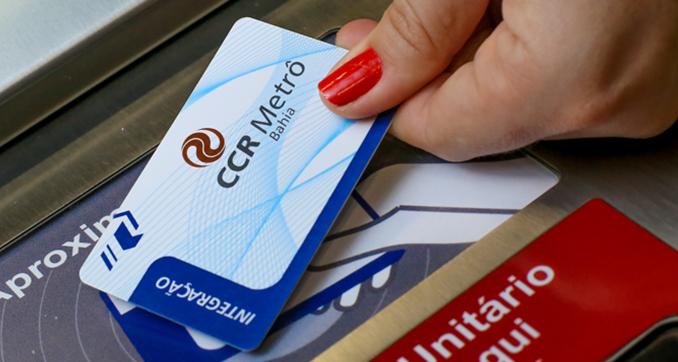 Jackson pede à Agerba instalação de posto de recarga do cartão CCR Metrô em Camaçari