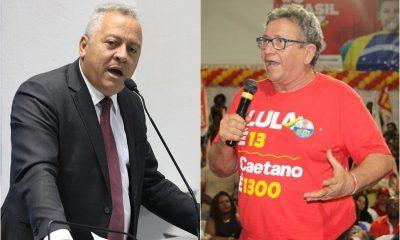MP acata denúncia de Curvelo contra Caetano por irregularidades em contrato com empresa de tecnologia