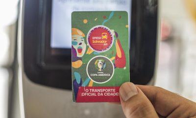 Copa América conta com serviço expresso de transporte