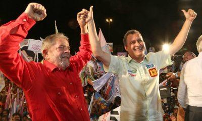 Rui Costa e Wellington Dias visitam hoje Lula em Curitiba