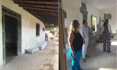 USF do Santo Antônio deve ser reinaugurada este mês