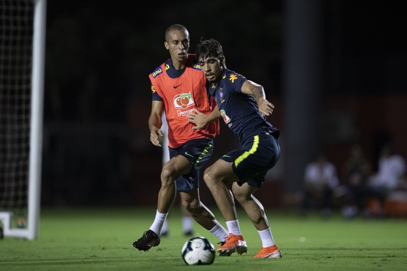 Copa América: Brasil enfrenta Venezuela nesta terça-feira na Fonte Nova