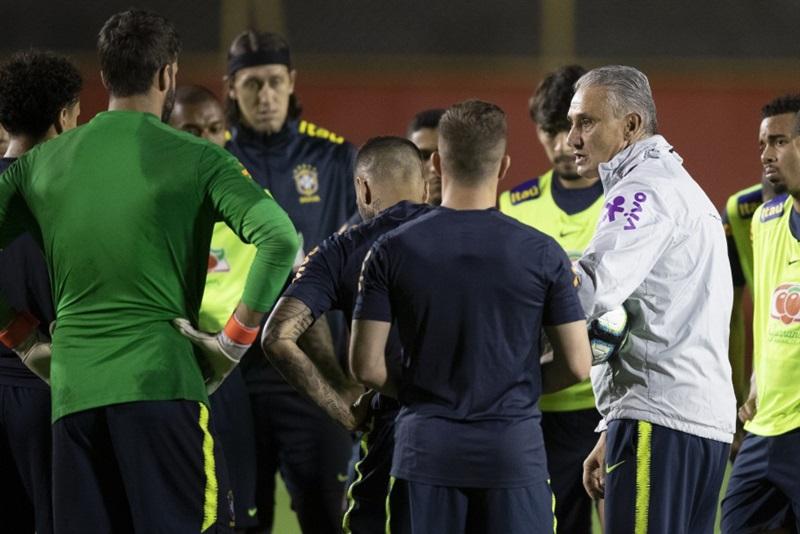 Próximo adversário do Brasil na Copa América será o Peru; jogo é neste final de semana