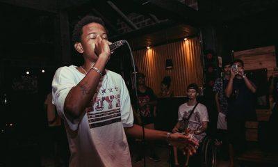 Domingo a cultura hip hop invade o Nalaje Multi Espaço com show teórico