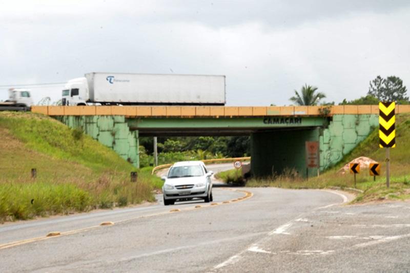 Alça de acesso da Via Cascalheira será interditada a partir de segunda-feira