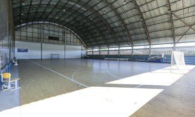 Ginásio da Cidade do Saber sedia campeonato de baleado neste domingo