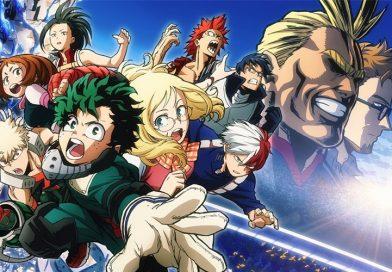 Cinemark inicia pré-venda do anime 'My Hero Academia – Dois Heróis'
