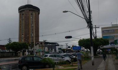 Tempo permanece nublado durante a semana em Camaçari