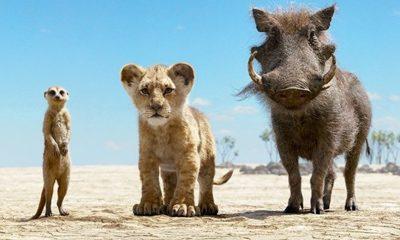 Live-action do clássico 'Rei Leão' estreia nesta quinta-feira