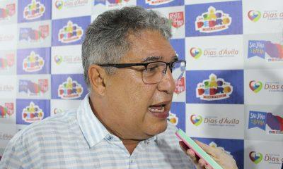 """""""Hoje o São João e o São Pedro são as maiores festas da Bahia"""", enfatiza Rosemberg Pinto"""