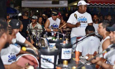 Samba na Praça terá edição especial para celebrar Novembro Negro