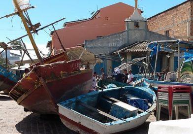 """""""Será que agora a gestão têm consciência que não dá para o pescador ir para o mar trabalhar nesse período?"""", questiona Dentinho ao lembrar revogação de lei que concedia benefício para pescadores"""
