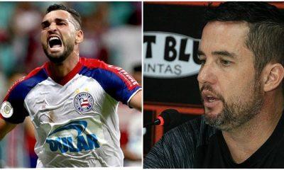 Bahia atropela Flamengo e Vitória demite Osmar Loss, por Fabio Sena