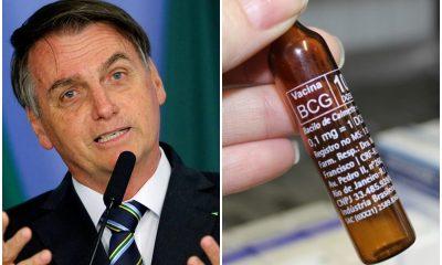 Governo Bolsonaro não entrega vacinas e compromete prevenção; BCG e antirrábica acabaram em Camaçari