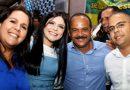 Elinaldo e Cristiane participam de evento estadual do PSL