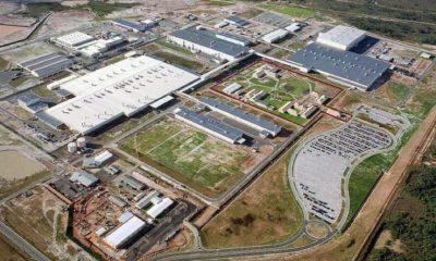 Trabalhadores da Ford em Camaçari terão contratos suspensos por três meses