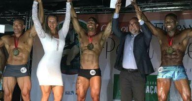 Alberto Martins irá sediar concurso fitness neste sábado