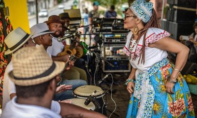 Samba Chula nas Praças homenageia mês da cultura popular e dia dos pais neste domingo