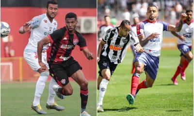 Bahia embalado e Vitória instável, no resumo do futebol baiano no fim de semana