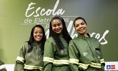 Coelba abre 100 vagas para curso gratuito de eletricidade exclusivo para mulheres