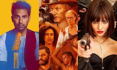 'Yesterday', 'Bacurau' e 'Anna – O Perigo tem Nome' estreiam hoje no Cinemark Camaçari