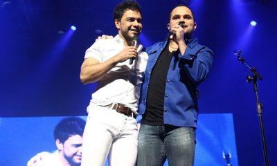 Zezé di Camargo e Luciano se apresentam no Armazém Hall dia 30 de agosto