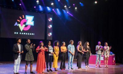 A Voz de Camaçari: nove participantes seguem para semifinal e se enfrentarão nesta quarta-feira