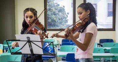 Conservatório de Música promove 'Recital de Violinos' nesta sexta-feira