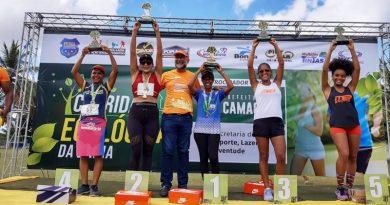 Camaçari: quase 350 atletas participam da Corrida Ecológica da Bahia