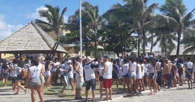União e conscientização marcam Dia Mundial da Limpeza em Arembepe