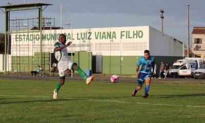Seleção de Camaçari sofre primeira derrota no Campeonato Intermunicipal