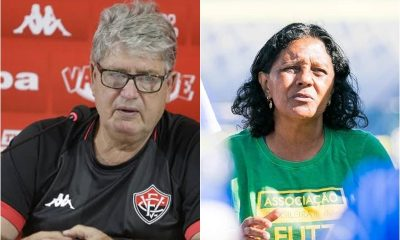 A dança dos técnicos do futebol brasileiro e o triunfo de Dilma Mendes