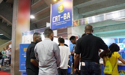 CRT é destaque em feira de construção na capital baiana