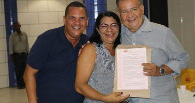 Governo do Estado entregará escrituras gratuitas para moradores da Gleba C