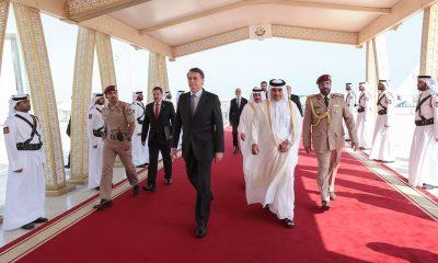 Brasil assina oito acordos bilaterais com Emirados Árabes