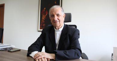 """""""Espero que a dedicação de Irmã Dulce queira ser imitada"""", anseia Dom Petrini"""