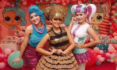 Teatro Cidade do Saber recebe espetáculo 'O Natal das Lols' nesta sexta-feira