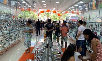 Mib reinaugura grande loja de calçados, confecções e acessórios em Dias d'Ávila