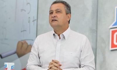 Rui suspende aulas em toda a Bahia; chegada e saída de ônibus para Salvador estão proibidas