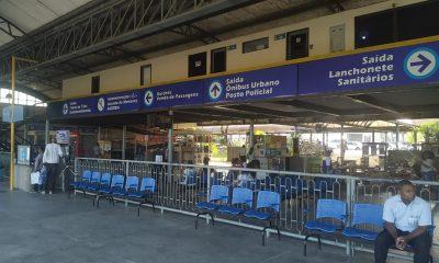 Chegada e saída de transporte intermunicipal seguem proibidas em Camaçari