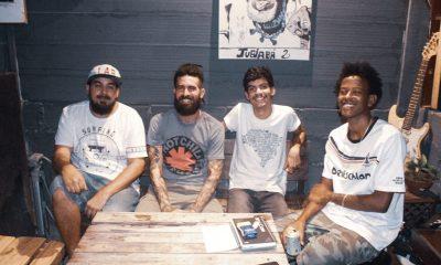 Seleção Natural, a banda que busca proporcionar novas experiências para Camaçari