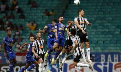 Bahia empata na Fonte Nova e soma nove jogos sem vencer no Brasileirão