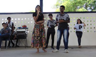 Estudantes de Camaçari participam de atividades voltadas para o Novembro Negro