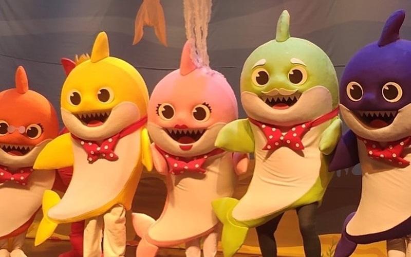 Espetáculo 'Família Tubarão' anima Teatro Cidade do Saber neste sábado