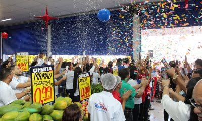 Com geração de 120 empregos, Novo Mix inaugura no Jardim Limoeiro quinta loja da rede na cidade