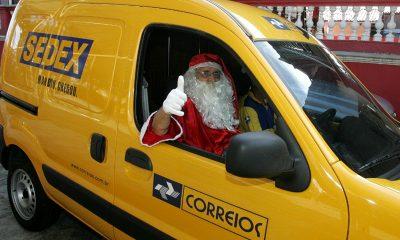Papai Noel dos Correios começa oficialmente nesta segunda-feira