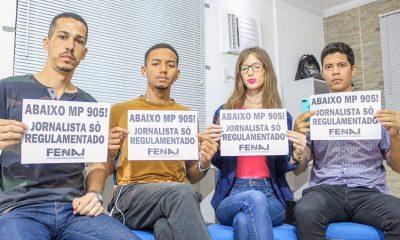 Destaque1 adere ao Dia Nacional de Luta em Defesa do Jornalismo