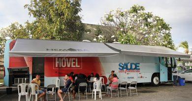 Doação de sangue: Hemóvel estará em Camaçari na próxima semana