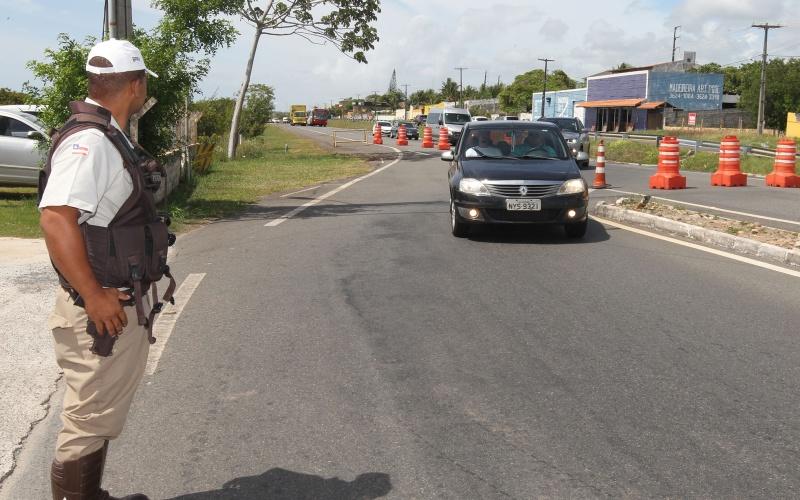 PM inicia Operação Réveillon nas estradas baianas