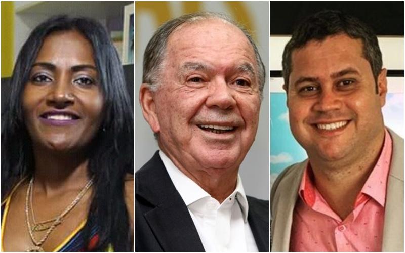 João Leão fortalece PP com unidade entre Fabio Lima e Angélica Bittencourt